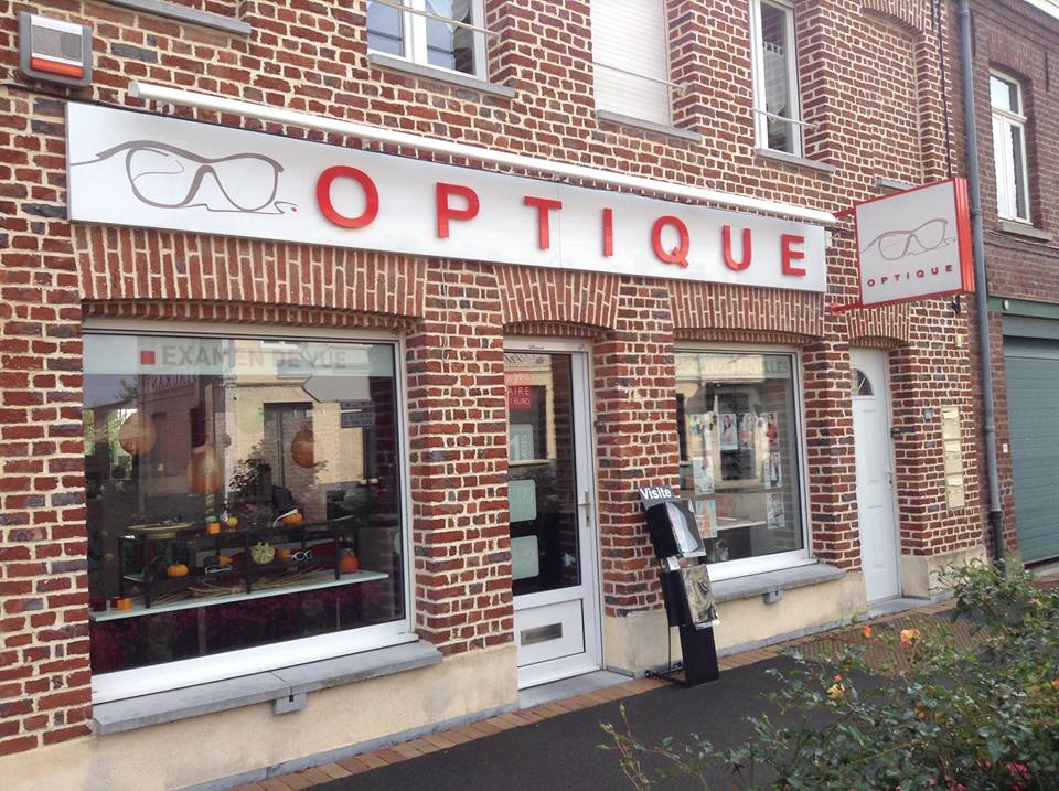 Opticien fournes en weppes