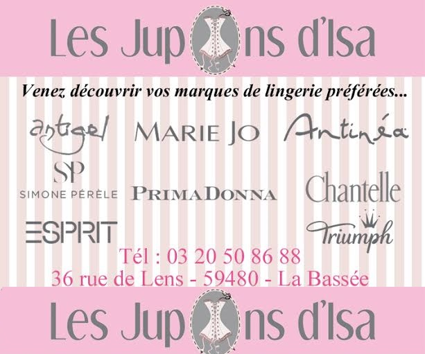 Lingerie Weppes La Bassee Les Jupons dIsa 03