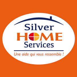 Silver Home Services Logo Services a la personne Weppes